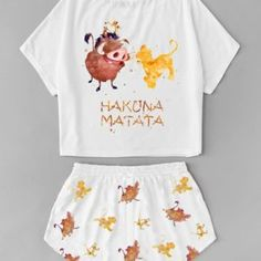 cute sleepwear for teens Teen Fashion Outfits, Fashion Mode, Swag Outfits, Outfits For Teens, Cute Pajama Sets, Cute Pjs, Cute Pajamas, Cute Disney Outfits, Cute Lazy Outfits