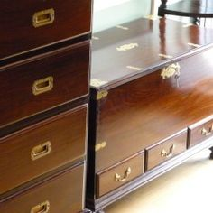 Rosewood Campaign Chest