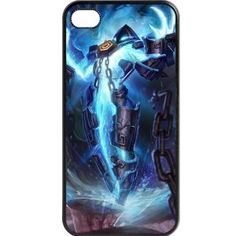 Amazon.com: brand: onelee.com  Custom personalized Protective Case for iPhone 4/4s - Game League of Legends LOL Xerath: Cell Phones & Accessories