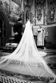 ELLE Wedding: Isabel & Alberto | Fashion, Trends, Beauty Tips & Celebrity Style Magazine | ELLE UK