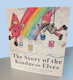 The Story of the Kindness Elves Book is here and ready to pre-order today! Behind the scenes here at The Imagination Treewe have had an intensely busy year, because, as you probably know by now, we also are behind the gorgeous Kindness Elves tradition and their own website too. This year we launched our new...Read More »