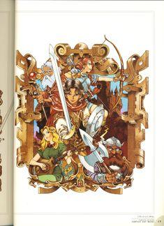 Yamada Akihiro The Twelve Kingdoms, Manga Illustration, Box Art, Cartoon Drawings, Character Art, Character Design, Akira, Aesthetic Anime, Art Pictures