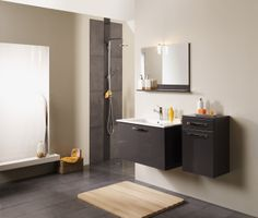 Bathroom beige brown tone Source by villanovae Beige, Bathroom Vanity, Home, Small Bathroom, Scandinavian Bathroom, Sweet Home, Beautiful Bathrooms, Beige Bathroom, Bathroom