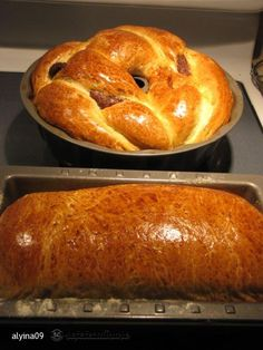 Romanian Food, Pastry Cake, Easter Recipes, Deserts, Sweets, Bread, Mai, Pastries, Cakes