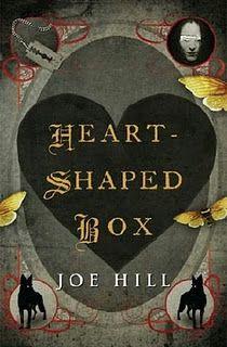Heart Shaped Box - Joe Hill