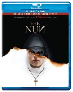 When a young nun at a cloistered abbey in Romania takes her own life, a priest with a haunted past and a novitiate on the threshold of her final vows are sent b Online Deals, Telugu Movies, The Conjuring, Movies And Tv Shows, The Darkest, India, Movie Posters, Goa India, Indie