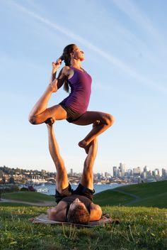 55 best yogi partners images  partner yoga yoga poses
