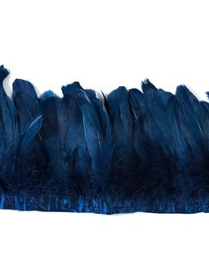Navy Nagorie Feathers by the Yard Heart And Mind, Your Heart, Feathers, Carnival, Yard, Flat, Awesome, Color, Patio
