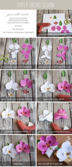 paper-orchid-DIY1 print out sheet PDF attached