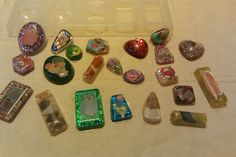 Crafty Library Lady: Resin Jewelry Tutorial