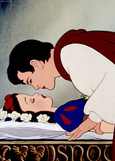The KISS!  Fairy tale great!