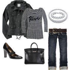Weekend wear