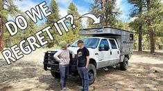 Pop Up Truck Campers, Cool Campers, Rv Homes, Camper Life, Campervan, Van Life, Recreational Vehicles, Vans, Trucks