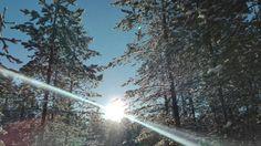 Kaunis talvisää