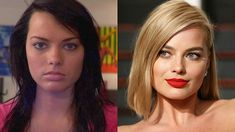 Margot Robbie Plastic Surgery Transformation: Before and After Photos Loading. Margot Robbie Plastic Surgery Transformation: Before and After Photos Margot Robbie, Plastic Surgery Photos, Celebrity Plastic Surgery, Plastic Surgery Korea, Celebrities Before And After, Photoshop, Celebrity Makeup, Makeup Transformation, Cellulite