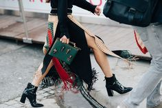 The off-the-catwalk style to covet from the streets of Paris Fashion Week