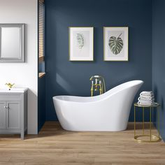 A long, steamy soak is one of life's simple pleasures - and you need a wonderful bath to enjoy your rub time in! We have everything you need, from freestanding baths, traditional roll top baths, to slipper baths and shower baths.