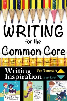 Writing inspiration and writing prompts for teachers and students | Darcy Pattison, Children's Book Author | MimsHouse.com