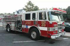 Ridgewood NJ, Engine #35
