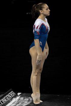 Larisa Andreea Iordache(ROU), in 2014 World Artistic Gymnastics Championships.