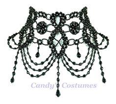 Grand Victorian Choker Necklace
