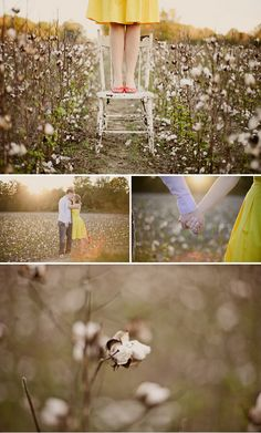Awesome engagement session