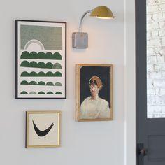 Radar Wall Sconce Light Fixture | Schoolhouse Electric & Supply Co. | Minted + Schoolhouse Electric | #mydreamwall