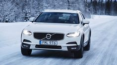 Volvo Spot Portrays New Cross Country As 'The Perfect Get Away Car' Volvo Wagon, Volvo Cars, Cross Country, Buy Used Cars, Alfa Romeo Cars, Volvo Xc90, Premium Cars, First Drive, Autos