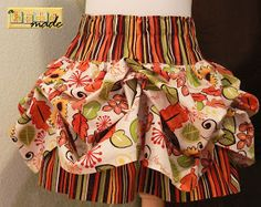 A Home, Made: The Puffle Skirt!