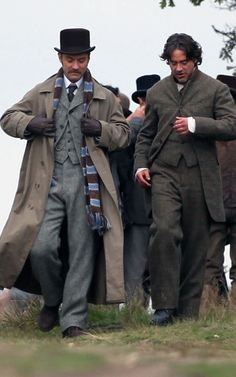 Image result for sherlock holmes a game of shadows costumes