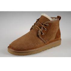 UGG Boots Mens Neumel Short Shoes 3236 Chestnut New