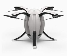 PowerEgg, the next generation drone, comes with a revolutionary and compact ID design, that makes it foldable and easy to transport.PowerEgg is made by Powervision Robot Inc., a market leader in commercialUAV-related products and services since its