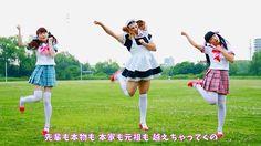 LADYBABY「ニッポン饅頭 / Nippon Manju」Music Clip