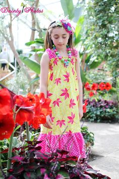 Faith's Tween Sundress PDF Sewing Pattern by Create Kids Couture