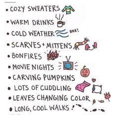 Reasons why I love winter...
