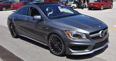 Track Drive Review – 2015 Mercedes-Benz CLA45 AMG at Road America