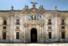 Sevilla (Universidad de Sevilla) http://maleta-en-mano.blogspot.com.es/2015/01/sevilla-de-la-a-la-z.html