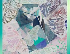 "Check out new work on my @Behance portfolio: ""Butterflies"" http://be.net/gallery/41202463/Butterflies"