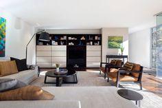 17 fotos de decoracin de salones modernos para inspirarte - Interioristas Famosos