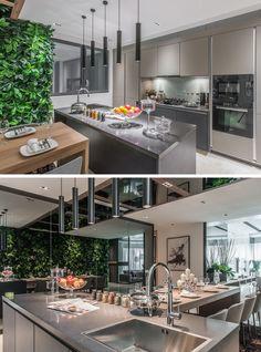 Apartamento designed by studio arquitetura