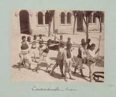 Armenians and Armenian Photographers in the Ottoman Empire | The Public Domain Review