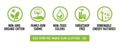 PACT Super Soft Organic Cotton Underwear, Socks and Tees