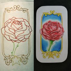 Rose, vilchex
