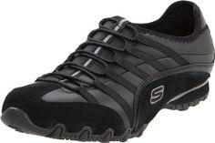 $49.72-$59.95 Skechers for Work Women's Bikers-Snapdragon Wide Slip-On Sneaker,Black,8 W US -  http://www.amazon.com/dp/B000RQUBTW/?tag=icypnt-20