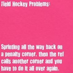 Field Hockey Problems : Photo