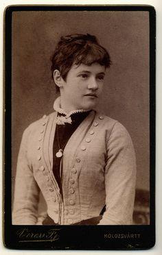 Unidentified Woman circa 1880