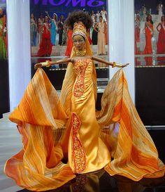 Miss Djibouti 2011 by Ninimomo Dolls:
