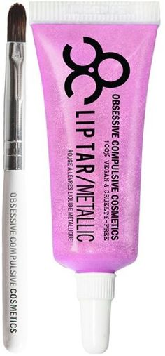 Obsessive Compulsive Cosmetics Lip Tar/Metallic - Click the link for product details :)