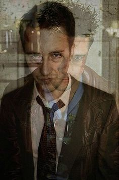 Fight Club (1999) // Dir: David Fincher // Cast: Edward Norton, Brad Pitt, Helena Bonham Carter, Meat Loaf, Jared Leto. Another awesome movie