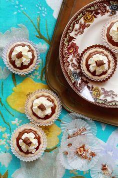 Mini Nutella Tarts @Bakers Royale